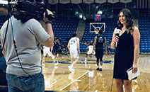 Sports Journalism Grad Earns Broadcasting Role for WNBA