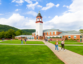 Quinnipiac University, Mount Carmel campus.