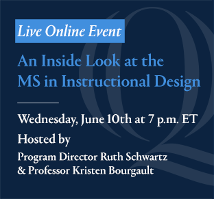 MS in Instructional Design Virtual Open House
