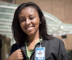Shana discusses her time in Quinnipiac's online RN to BSN program